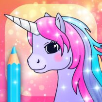 Unicorn Coloring Pages with Animation Effects 3.3 APK Download