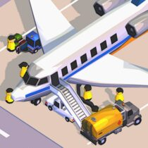 Airport Inc. Idle Tycoon Game  1.5.2 APK MODs (Unlimited Money) Download