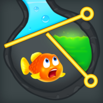 Save the Fish – Pull the Pin Game  11.7 APK MODs (Unlimited Money) Download