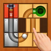 Unblock The Ball – Roll & Drag Block Puzzle Games 2.3  APK Download