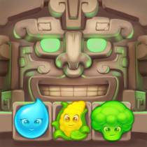 Jungle Mix Match Three: New Jewel in Match-3 Games  0.68 APK MODs (Unlimited Money) Download