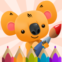 Сoloring Book for Kids with Koala 3.3 APK Download