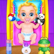 Babysitter Crazy Baby Daycare – Fun Games for Kids  1.0.10 APK MOD (Unlimited money) Download