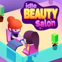 Idle Beauty Salon Hair and nails parlor simulator  2.4.0002 APK MODs (Unlimited Money) Download