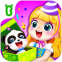 Little panda's birthday party  8.57.00.00 APK MODs (Unlimited Money) Download