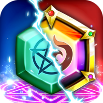Magic Stone Arena Random PvP Tower Defence Game  2.0.5 APK MODs (Unlimited Money) Download