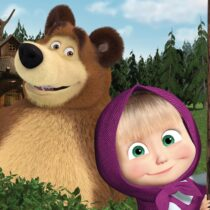 Masha and the Bear. Educational Games  6.6APK MODs (Unlimited Money) Download