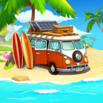 Funky Bay – Farm & Adventure game  43.7.92 APK MODs (Unlimited Money) Download