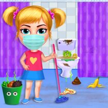 Big Home Makeover – House Cleaning Game for Girls  APK MODs (Unlimited Money) Download