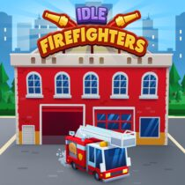 Idle Firefighter Tycoon – Fire Emergency Manager  1.17.2 APK MODs (Unlimited Money) Download