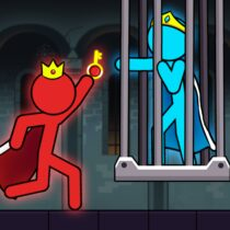Red And Blue Stickman  APK MODs (Unlimited Money) Download