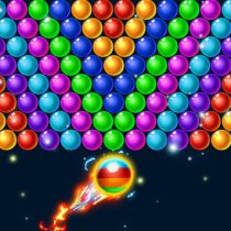 Bubble Shooter Blast New Pop Game 2021 For Free  1.8.5 APK MODs (Unlimited Money) Download