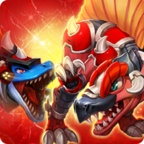 Dino War Spino VS Mosa  APK MODs (Unlimited Money) Download