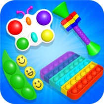 Fidget Toys Calming Games Sensory kit anti anxiety  1.0.7 APK MODs (Unlimited Money) Download