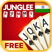 Junglee Rummy : Play Indian Rummy Card Game Online  APK MODs (Unlimited Money) Download