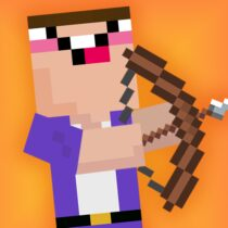 Mr Noob vs 1000 zombies – Lucky Block story  2.5.2 APK MODs (Unlimited Money) Download