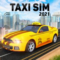 Taxi Simulator : Modern Taxi Games 2021  APK MODs (Unlimited Money) Download