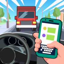 Text And Drive!  APK MODs (Unlimited Money) Download