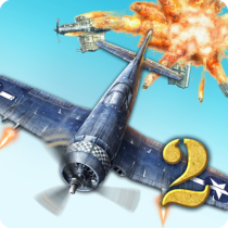 AirAttack 2 – WW2 Airplanes Shooter  APK MODs (Unlimited Money) Download