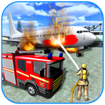 American Fire Fighter 2019: Airplane Rescue  APK MODs (Unlimited Money) Download