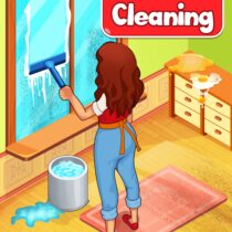 Big Home Cleanup and Wash : House Cleaning Game  3.0.8 APK MODs (Unlimited Money) Download
