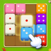 Greedy Dice Dom Merge Puzzle Games  5.2 APK MODs (Unlimited Money) Download