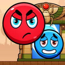 Red and Blue Ball  0.2.2 APK MODs (Unlimited Money) Download