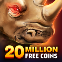 Rhino Fever: Free Slots & Hollywood Casino Games  APK MODs (Unlimited Money) Download