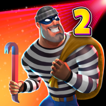 Robbery Madness 2 Stealth Master Thief Simulator  2.0.9 APK MODs (Unlimited Money) Download