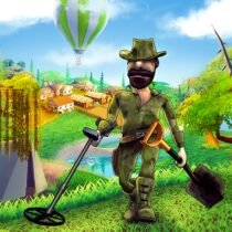 Treasure hunter – The story of monastery gold  APK MODs (Unlimited Money) Download