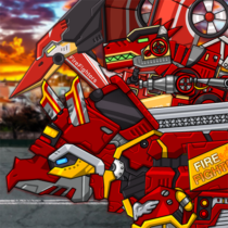 Triceratops – Combine! Dino Robot Fire Truck Squad  APK MODs (Unlimited Money) Download