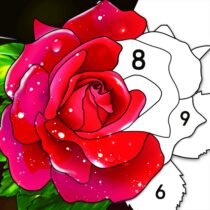 Color by Number Oil Painting Coloring Book  1.801 APK MODs (Unlimited Money) Download