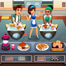 Cooking Cafe – Food Chef  APK MODs (Unlimited Money) Download