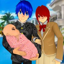 Anime Family Simulator: Pregnant Mother Games 2021  APK MODs (Unlimited Money) Download