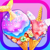Cooking Games – Unicorn Chef Mermaid for Girls  APK MODs (Unlimited Money) Download