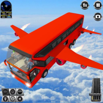 Flying Bus Driving simulator 2019: Free Bus Games  APK MODs (Unlimited Money) Download