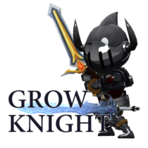 Grow Knight : idle RPG  1.00.048 APK MODs (Unlimited Money) Download