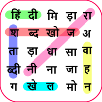 Hindi Word Search Game (English included)  APK MODs (Unlimited Money) Download