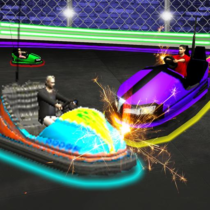 Light Bumping Cars Extreme Stunts: Bumper Car Game  APK MODs (Unlimited Money) Download