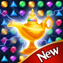 Magic Jewel Quest – Mystery Match 3 Puzzle Game  APK MODs (Unlimited Money) Download