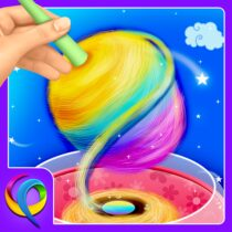 My Sweet Cotton Candy Carnival Shop  APK MODs (Unlimited Money) Download