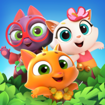 Tropicats Match 3 Games on a Tropical Island  1.63.325 APK MODs (Unlimited Money) Download